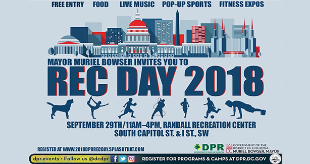 DPR Rec Day 2018