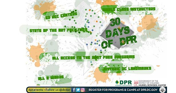 30 Days of DPR