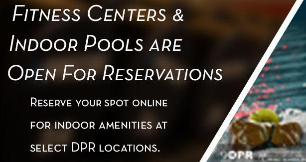 Fitness centers, indoor pools and tech lounges are now open at select locations. Make a reservation today.