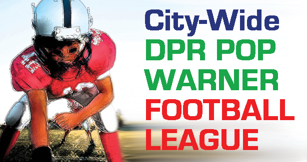 DPR Pop Warner Football League 2014