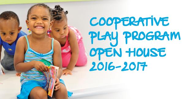 Cooperative Play Program 2016-2017