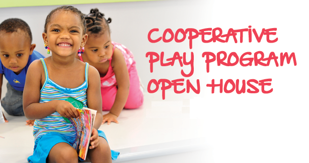 Cooperative play open house