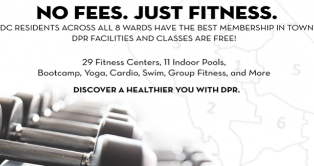 DPR Fitness Centers