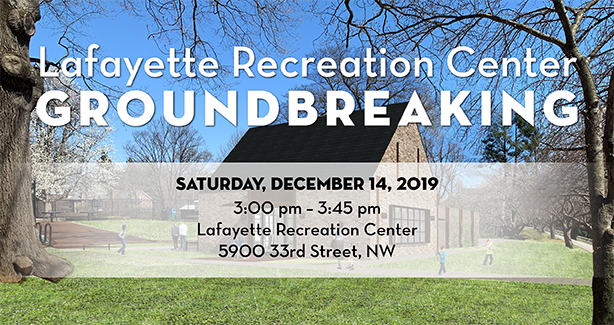 Lafayette Ground Breaking