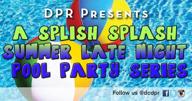 Splish Splash Late Night Pool Party