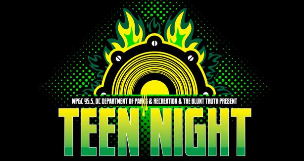 DPR Teen Night
