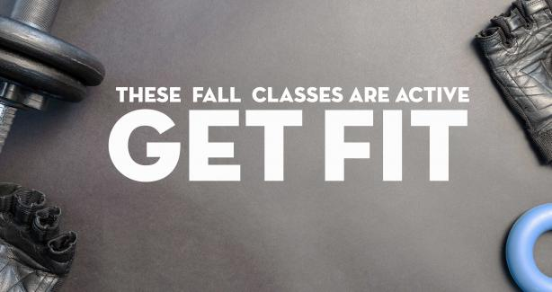 Active Fall Fitness Classes