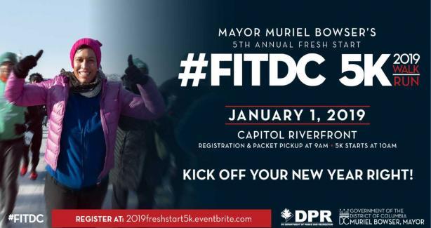 #FitDC Fresh Start 5K