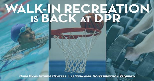 Walk-in Recreation Is Back at DPR