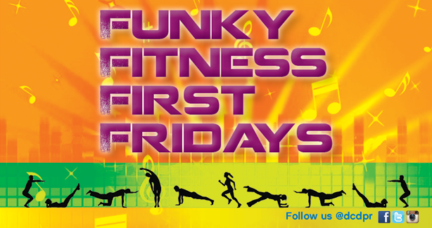 Funky Fitness First Fridays