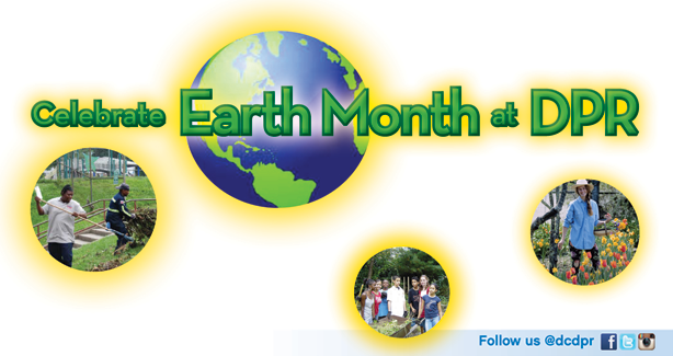 Earth Month at DPR