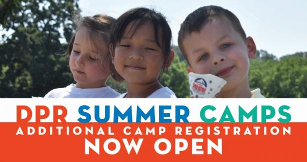 DPR Summer Camp: Additional Locations