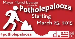 Potholepalooza Banner