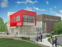 Edgewood Recreation Center Rendering
