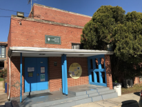 Jelleff Rec Center Entrance Photo