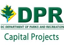 DPR Capital Projects Logo