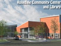 Rosedale Community Center and Library
