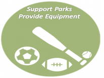 Support a Park or Provide Equipment
